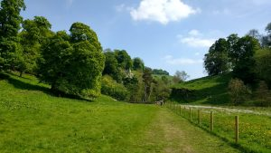 Trails in Derbyshire