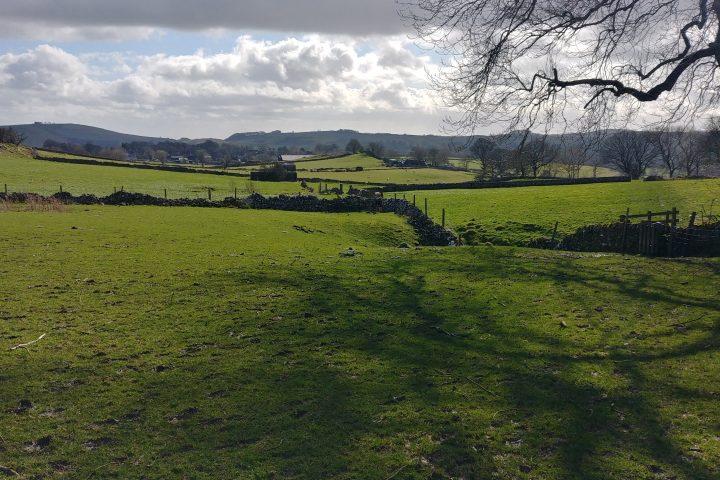 Derbyshire scenery