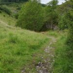 Track to Monsal trail