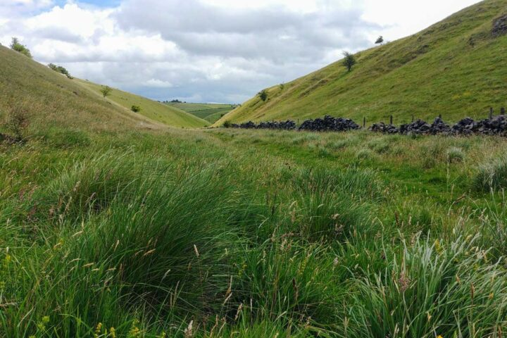 Long Dale in Derbyshire