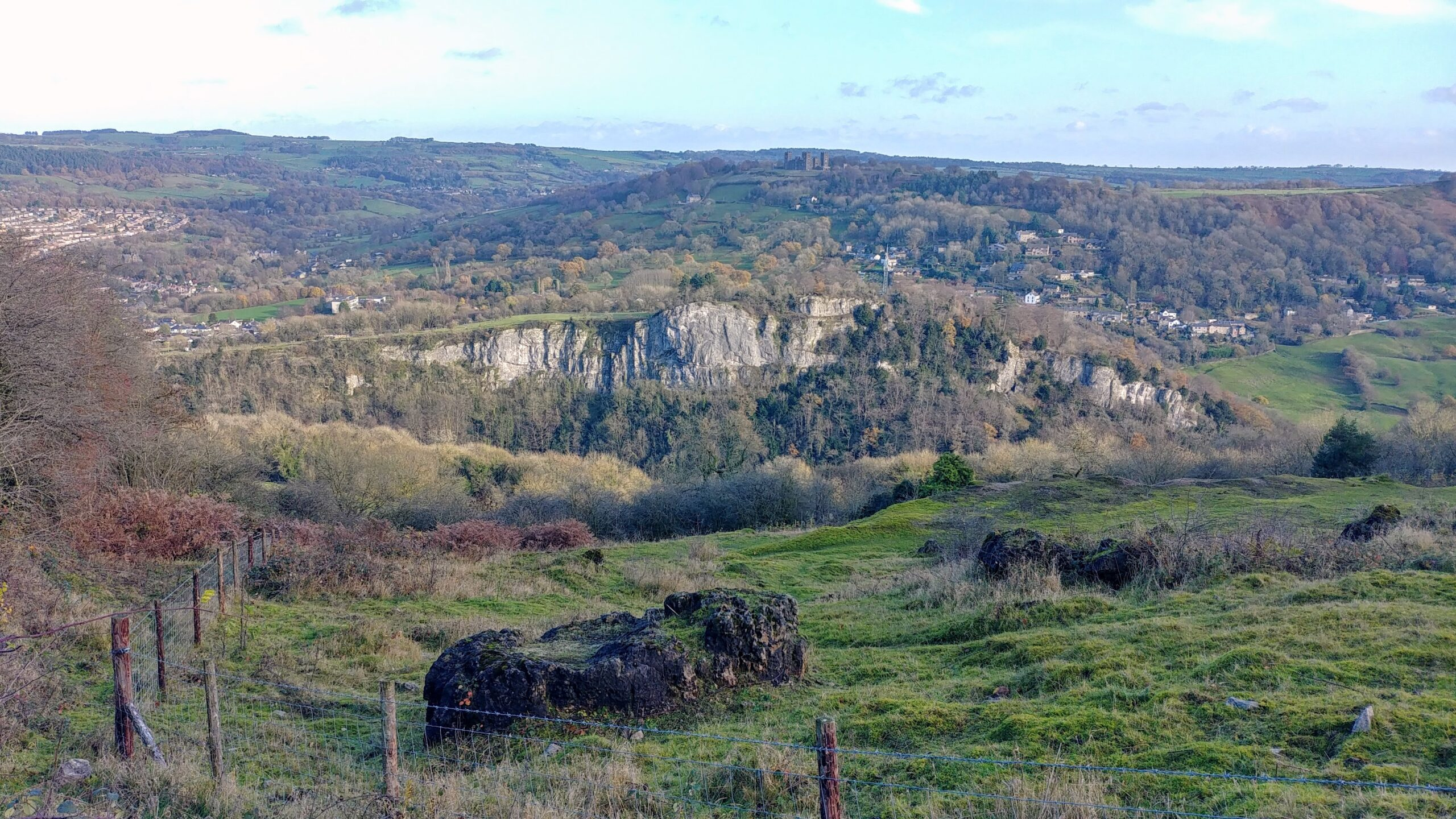High Tor, Matlock Bath