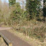 Path around Hopwell Hall